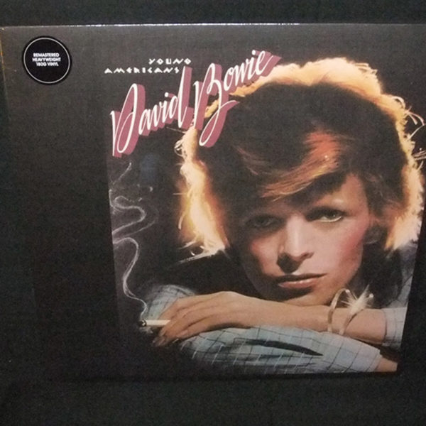 Bowie Young Americans Movie, Teenager-Bäume